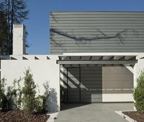 Casa moderna en madrid aravaca arquitectos aidhos arquitexs - Piedra caliza para fachadas ...