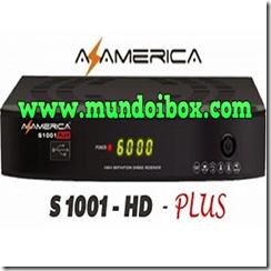 Azamerica S1001 PLUS