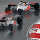 Jenson Button McLaren MP4/27