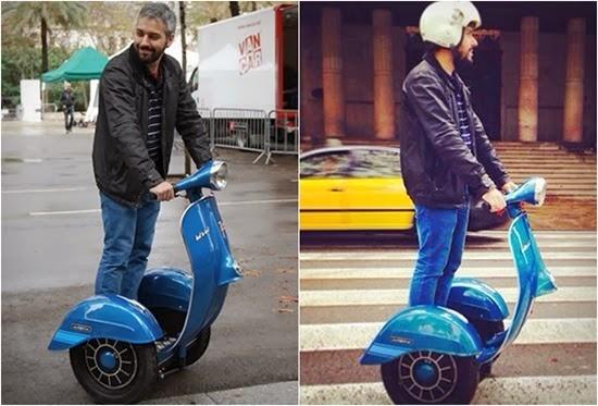 Vespa Zero Scooter 04