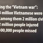 戦争証跡博物館〜ベトナム戦争の被害