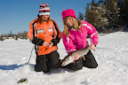 Ice Fishing at Tatnall Camp
