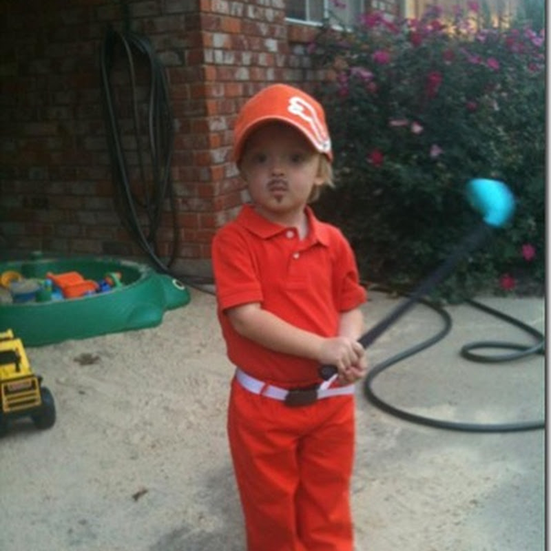 Rickie Fowler Earns More Halloween 'Trick Or Treating' Than All Season On Tour