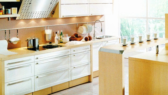 Modelos de Armarios de cocina