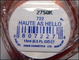Essie Haute as Hello