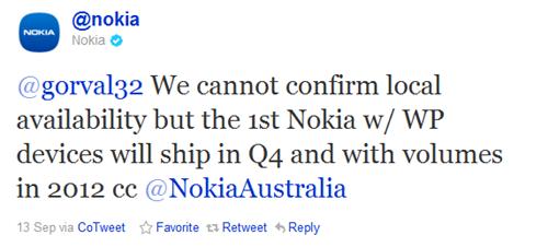 NokiaConfirmationQ4