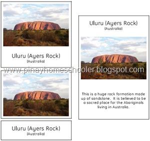 Landmarks of Australia Preiew