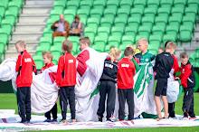 SEIZOEN 2014-2015 - WVV E2 - 28 SEP - WVV E2 BIJ FC GRONINGEN