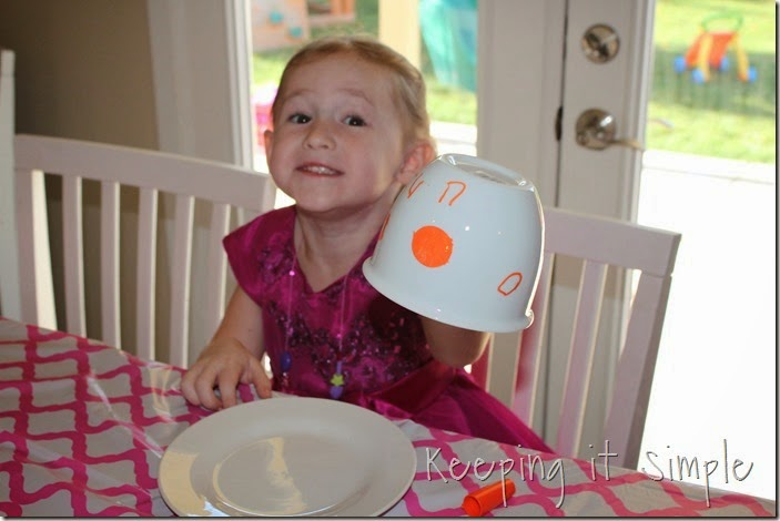 Little Girl Birthday Party Idea Tea Party with Stations (29)