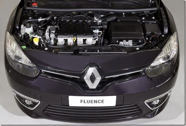 Novo Renault Fluence. São José dos Pinhais, 18/09/2014./ Foto: Rodolfo BUHRER / La Imagem.