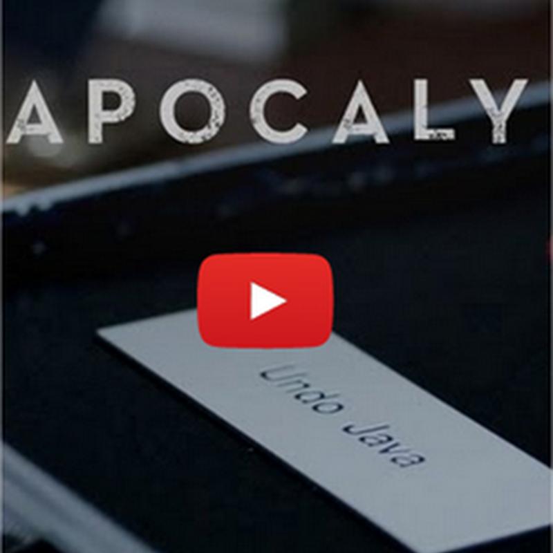Javapocalypse, el trailer sobre la muerte de Java