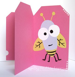 Inky Impressions - Heard you caught a bug - Inky Impressions Challenges 3