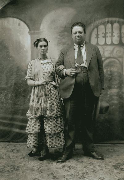 Matrimonio Tema Frida Kahlo : Friditis la boda entre un elefante y una paloma