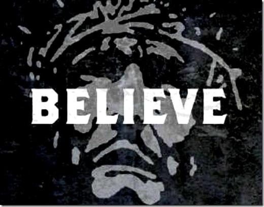 Believe - Christ & Thorn Crown