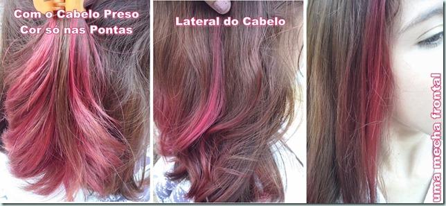 Cabelo Pink: