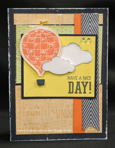 My Sunshine_April SOTM_card