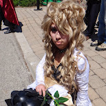 amazing hair at anime north 2013 in Toronto, Ontario, Canada
