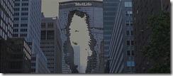 Godzilla 1998 MetLife Building
