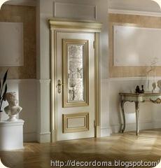 Необычные идеи декора дверей своими руками 4