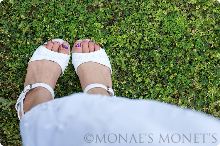 Brooke toes blog