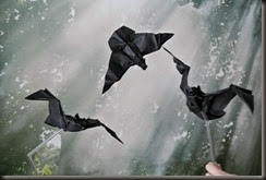 Group of three bat!