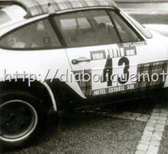 Rallye de Portugal 1979 - José Gonçalves - Miguel Oliveira - desistiram na 23ª SS por acidente11
