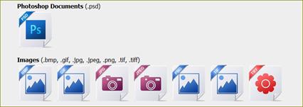 รูปแบบของไฟล์ที่ สามารถใช้ freeopener เปิดได้