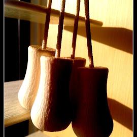 Blind Chord by Ernie Kasper - Abstract Macro ( string, blinds, #chord, shadows, shapes )