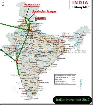 Indian-Railways nov 2012 Shimla