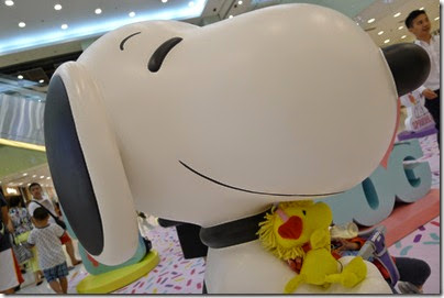 Snoopy PlayLand, Harbour City, Hong Kong 史努比。海港城