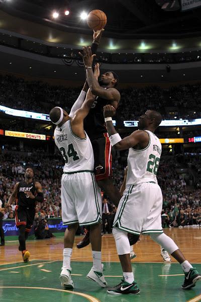 Series Tied Celtics Outlast Miami Heat in Overtime