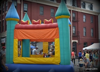Kid Activity - Bounce House