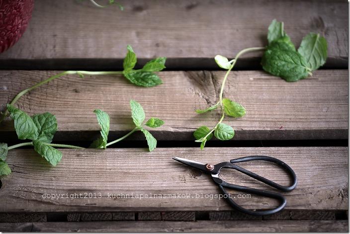mint tea, herbata miętowa (9)