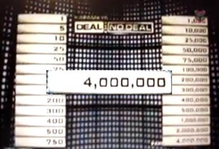 Kapamilya Deal Or No Deal - 4M