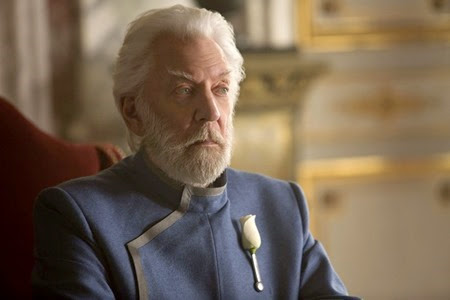 Donald Sutherland - Mockingjay Part 1