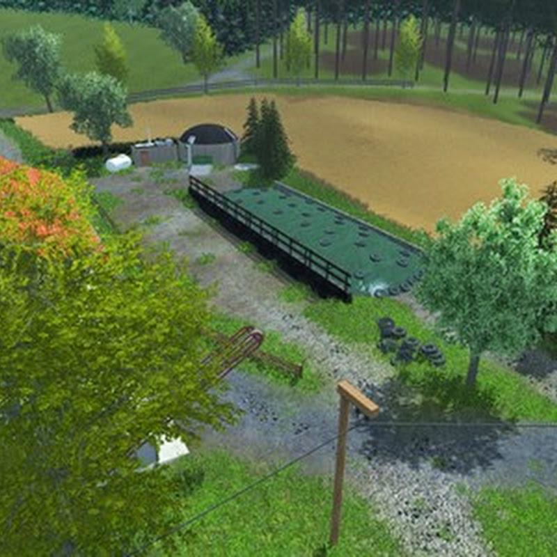 Farming simulator 2013 - Wild brook valley v 2.5