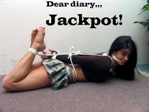 Jackpot girl