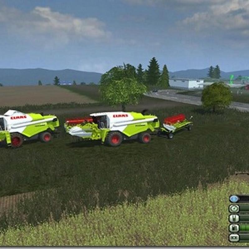 Farming simulator 2013 - Claas e Tucano Pacchetto completo V 3