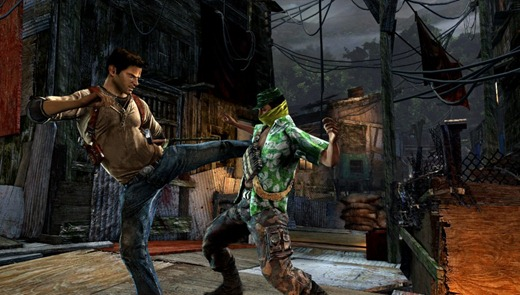 ps vita uncharted gameplay, uncharted golden abyss walkthrough