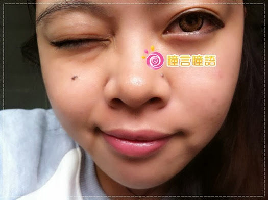 韓國GEO隱形眼鏡-GEO Holicat 荷麗貓仙女咖(Barbie Cat)14