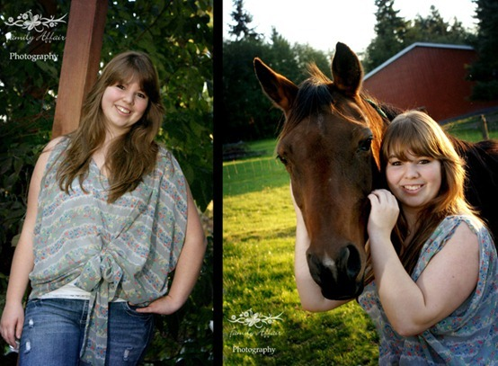 Puyallup Senior Portrait Photographer 6