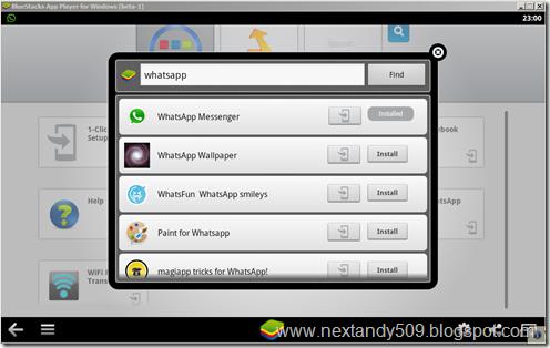 Instal App