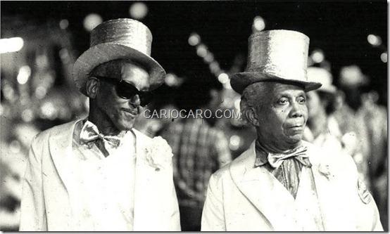 Cartola e Nelson Cavaquinho