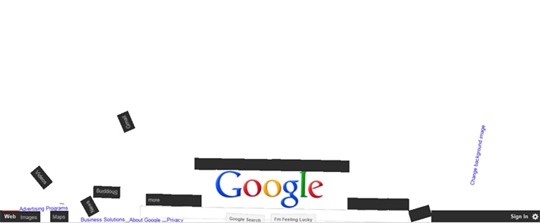 google-easter-eggs-google-gravity