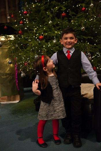 Jayce n Hannah Christmas 2