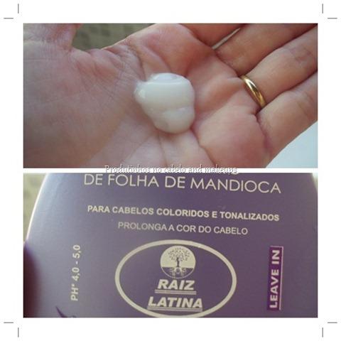 Leave-in Honey Color Raiz Latina