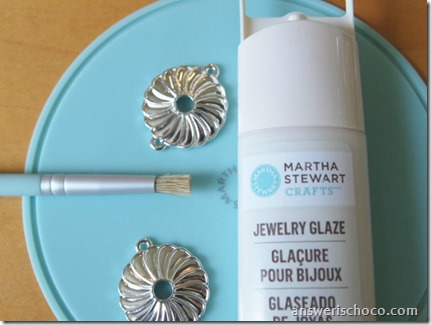 Martha Stewart Glazed Charms