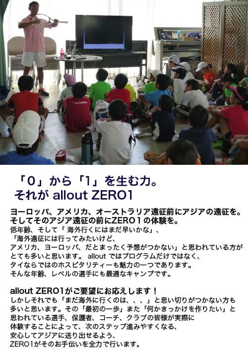 Allout ZERO1 2014 Cosumer01 2