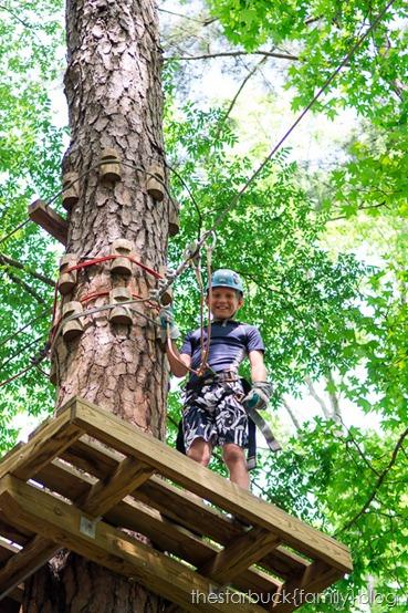 Callaway Gardens Treetop adventure blog-11