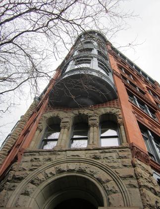 Pioneer Square Victorian Romanesque